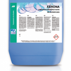 Xerona - Limpiador Desinfectante Industrial
