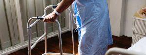 Soluciones de limpieza en geriátricos