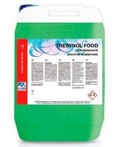 Desengrasante Industrial para Cocinas - Tresynol Food