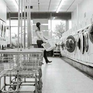 Vijusa para las lavanderas autoservicio